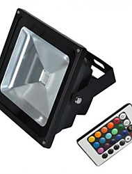 cheap -Led Flood Light Outdoor Lights Spotlight Floodlight 10W RGB Wall Washer Lamp IP65 Waterproof Garden Lighting AC85-265 V