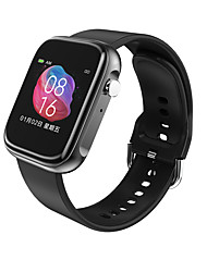 cheap -T3Pro Smartwatch Support Bluetooth Call & Play Music, Sports Tracker for Apple/ Android/ Samsung Phones