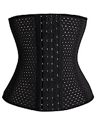 cheap -waist cincher shaper slimmer workout trainer corset for weight loss