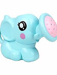 cheap -bath toy water spray baby bath shower tool sprinkler cute cartoon elephant watering pot for kids children -blue