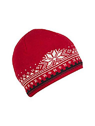 cheap -anniversary hat, raspberry/black/off white