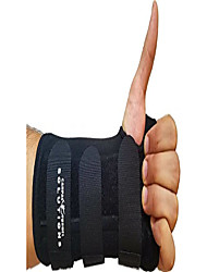 cheap -carpal tunnel night time wrist brace for men and women. left hand splint by carpal tunnel solutions - relief for rsi, cubital tunnel, tendonitis, arthritis, wrist sprains and support (left hand)