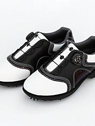 cheap -Men's Golf Shoes Waterproof Shock Absorption Breathable Anti-Slip Golf Spring, Fall, Winter, Summer