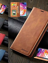 cheap -Luxury Leather Magnetic Flip Case for Xiaomi Redmi Note 9 Note 9 Pro Note 9S Note 9 Pro Max Note 8 Note 8 Pro