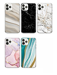 cheap -Case For Apple iPhone 11 Shockproof / Dustproof / with Stand Back Cover Flower TPU For Case iphone 11 Pro/11 Pro Max/7/8/7P/8P/SE 2020/X/Xs/Xs MAX/XR