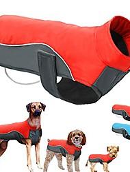 cheap -waterproof warm winter dog coat dog jacket vest clothes dog clothes dog clothes for small medium large dogs,l