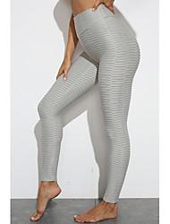 cheap -butt lift yoga pants hight waist workout booty leggings textured scrunch bum ruched tights