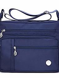 cheap -women shoulder handbag roomy multiple pockets bag ladies crossbody purse fashion tote top handle satchel