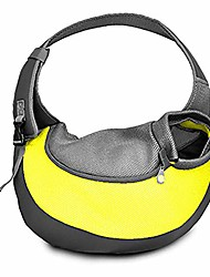 رخيصةأون -الحيوانات الأليفة الكلب حبال الناقل تنفس شبكة السفر الآمن الرافعة حقيبة الناقل للكلاب والقطط