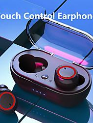 cheap -LITBest A2 TWS Wireless Earbuds Mini Earphones Sweatproof  Bluetooth 5.0  In-Ear Mic Stereo Headphone Twin&Mono Mode One-Touch Control Sports Fitness Earphones