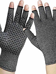 cheap -arthritis gloves -compression gloves for arthritis for women and men -relieve rheumatoid and osteoarthritis, swelling,muscle tension and computer typing(1 pair) (l)