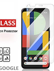 cheap -2Pcs Google Pixel 4a Half-screen High-definition Transparent Anti-scratch Anti-fingerprint Reinforced Tempered Glass Phone Screen Protector