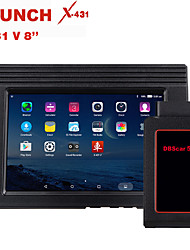 cheap -LAUNCH X431 V 8 Full ECU Diagnostic Tool with 15 reset bluetooth Wifi OBDII OBD2 Code reader Scanner 2 years free update