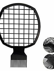 cheap -afro twist comb portable two-in-one hair comb for natural twists curls coils dreads hair styling tool for black african (thicker)