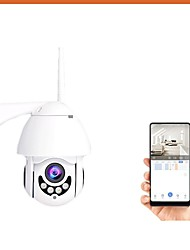 cheap -2020 New 1080p Wireless Wifi Night Vision Smart Home Outdoor Oecurity Ip Camera Onvif Monitor