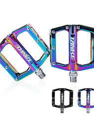 cheap -Bike Pedals Anti-Slip High Strength Durable Aluminium 7075 for Cycling Bicycle Mountain Bike MTB Rainbow