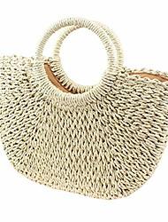 cheap -Bags Straw Bag Bohemian Style Handbags Please contact customer service Khaki Large + Ribbon Sunflower Khaki Large + Sunflower Khaki Large + Pink Sunflower