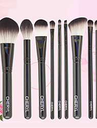 cheap -9 Pcs Makeup Brush Set Makeup Tools Beauty Exquisite Full Set Of Makeup Brushes Blush Concealer Eye Shadow Makeup Brush Set
