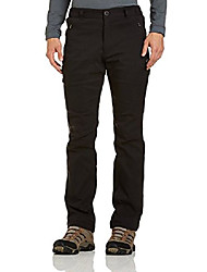 cheap -uv protection kiwi pro men's outdoor winter lined trouser available in black - size 32 regular