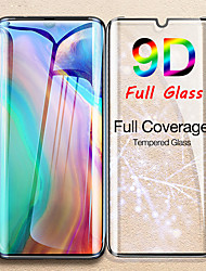 cheap -2Pcs Huawei P40Pro Second-generation Enhanced Full-screen Screen Printing Mobile Phone Tempered Protective Film Mate30Pro Anti-fingerprint Scratch-resistant Black Border P30 P20 P10 Tempered Film