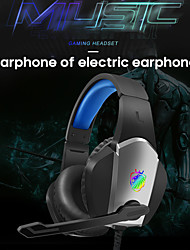 cheap -LITBest V2000 Wired Headset Gamer Headsets 7.1 Surround Sound Stereo Earphones with Microphone for PC Xbox One PS4