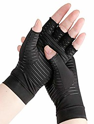 cheap -copper arthritis gloves, compression gloves for arthritis & carpal tunnel pain & muscle tension relief,(medium)