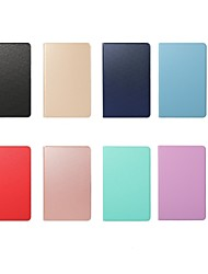 "cheap -Case For Huawei Tablets MediaPad M6 8.4"" Shockproof / Magnetic Full Body Cases Solid Colored PU Leather"