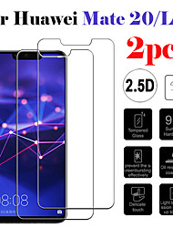 cheap -2pcs Tempered Glass For Huawei Mate 20/Mate20 Pro/Mate 20 Lite Screen protector Glass