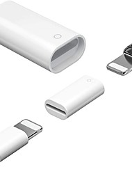 cheap -Charging Adapter Compatible with Apple Pencil Female to Female Charger Connector