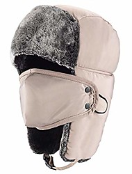 cheap -winter hats cloth face mask washable winter bandanas,dustproof and windproof warm hat for men and women kahki
