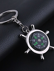 cheap -Wedding Keychain Favor  Pack of 1Piece  Non-personalised with Compass