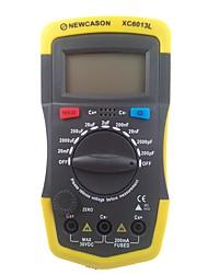 cheap -Digtital Capacitance Meter XC6013L Capacitor Tester mF uF Circuit Gauge Capacitance Meter Tester