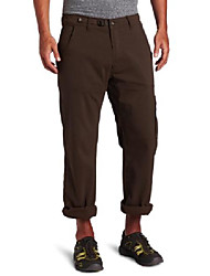 cheap -men's stretch 34-inch inseam zion pant (brown, large)