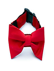 cheap -bow tie dog collar - available in many sizes and patterns.
