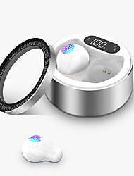 cheap -Mini Wireless Bluetooth 5.0 Earphone Touch Control Portable Charging Case Earbuds TWS Sport Headset
