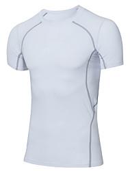 cheap -workout suits for men weight loss t shirts waist trainer sweat top sauna hot gym jacket body shaper (black, xl)