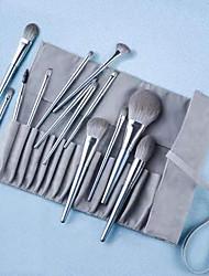 cheap -14 Pcs Professiona Makeup Brushes Set Cosmetic Powder Foundation Eyeshadow Eyeliner Brush Kits Make Up Brush Tool