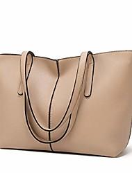 cheap -hobo bags for women shoulder bags soft lady tote handbags fashion purses classic designer work bags bucket woman satchel (a beige)
