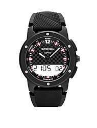 cheap -Spovan Outdoor Long Battery-life Smartwatch Support Compass/ Altimeter/ Heart Rate Monitor
