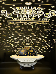 cheap -UFO Shape Night Light Star Projection Lamp Bluetooth Music Light Bedside Lamp Christmas Lamp Creative Gifts for Kids