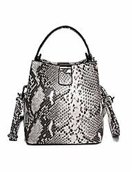 cheap -fashion women snakeskin envelope clutch bag retro evening bag handbag purse shoulder crossbody bag