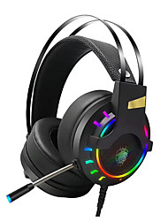 cheap -LITBest HG8 Gaming Headset USB 3.5mm Headphone 3.5mm Microphone Desktop Computer Stereo with Microphone with Volume Control for Apple Samsung Huawei Xiaomi MI  Gaming PlayStation Xbox PS4 Switch