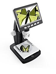 cheap -inskam Portable Desktop LCD Digital Microscope
