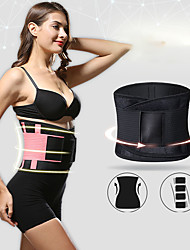 cheap -Fitness Adult Sports Belt Warm Support Abdomen Belt Adjustable Weight Lifting WaistBelt