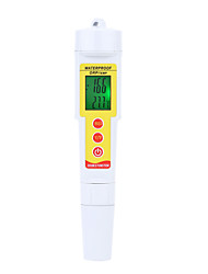 cheap -Pen-Type ORP/TEMP Meter Thermometer with Backlit Display Portable Oxidation Reduction Potential Industry and Experiment Analyzer Redox Meter Measure Household Drinking Water Quality Analysis Device