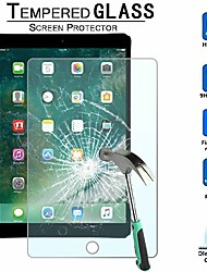 cheap -HD Transparent Screen Protector For iPad 2 3 4 Pro 9.7 10.5 Mini 1 2 3 4 5 Air2 Anti-drop Anti-fingerprint Anti-scratch Tempered Glass Tablet Screen Protector