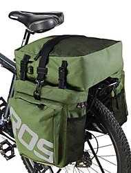 cheap -ROSWHEEL 35 L Bike Panniers Bag Luggage Bike Rack Bag 3 In 1 Adjustable Large Capacity Bike Bag 600D Polyester PVC Bicycle Bag Cycle Bag MTB / Road Bike / Cycling Cycling / Bike