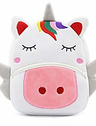 cheap -cute toddler backpack stuffed cartoon animal mini schoolbag for 1-5 year old boys and girls & #40;unicorn& #41;