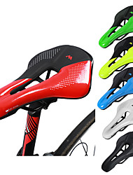 cheap -ultralight bike saddle, non-slip extra comfort water-resistant soft bicycle cushion with breathable design for men women road bmx cycling seat