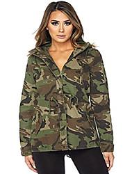 povoljno -maskirna anorak jakna s kapuljačom, camo, mala